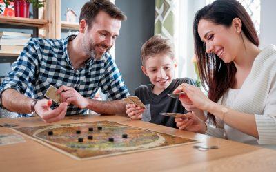Gry planszowe dla dzieci od 7 lat